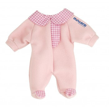 MINILAND Pink Doll Pyjamas - 2 sizes available