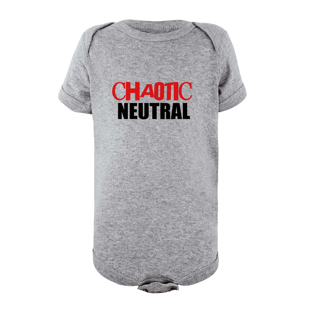 Chaotic Neutral - LVL 1 Clothing Co