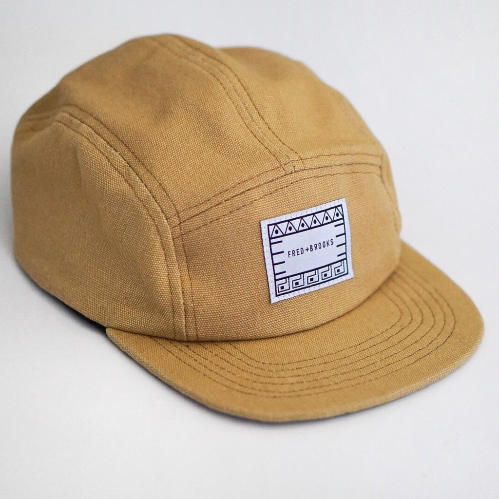 Tan Palm Hat