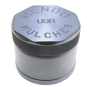 "Mendo Mulcher 2.0"" 4 Piece Grip Edge Grinder"