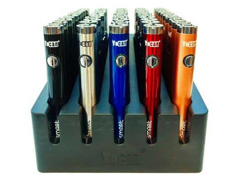 Yocan B-Smart Slim Twist Pen - Display of 50