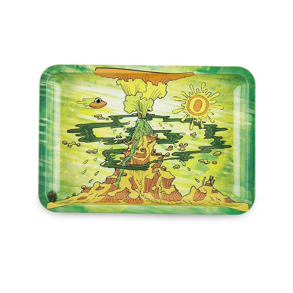 Ooze Eruption Rolling Tray