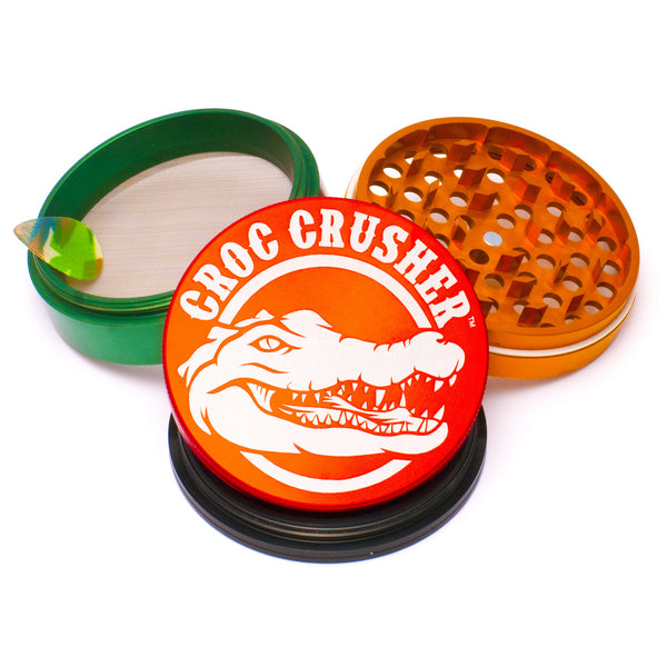 "Croc Crusher 3.5"" 4 Piece Grinder"
