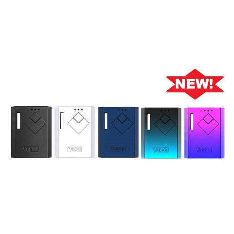 Yocan Wit Box Mod - COMING SOON!