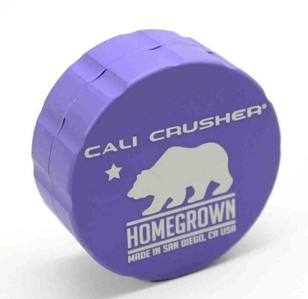 "Cali Crusher Homegrown Large 2.35"" 2 Piece Grinder"