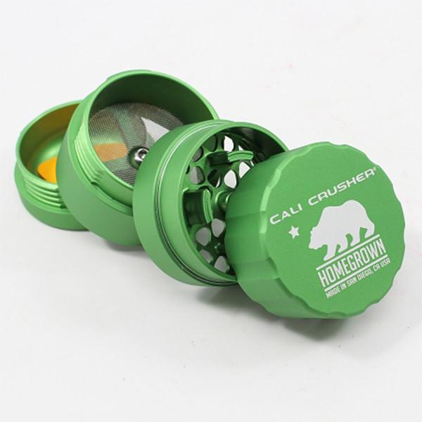 "Cali Crusher Homegrown Pocket 1.85"" 4 Piece Grinder"