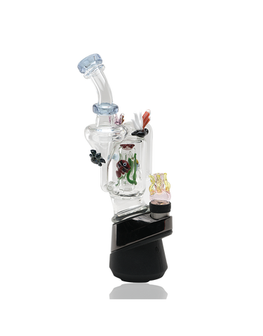 Empire Glassworks Puffco Peak Save the Sea Recycler Attachment