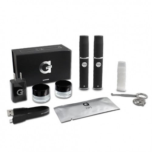 Grenco ­Science microG ­W/ Ceramic Rod Vaporizer - Dual Set Kit