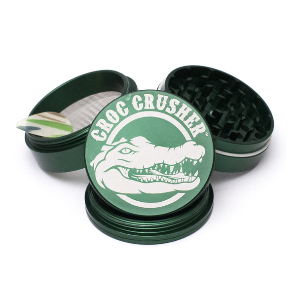 "Croc Crusher 2.5"" 4 Piece Grinder"