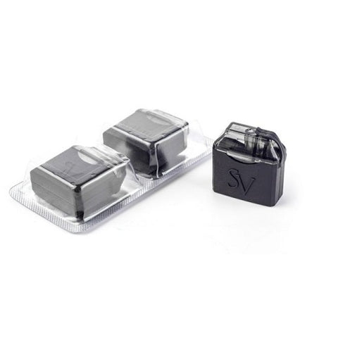Smoking Vapor Mi-Pods Empty - 2 Pack
