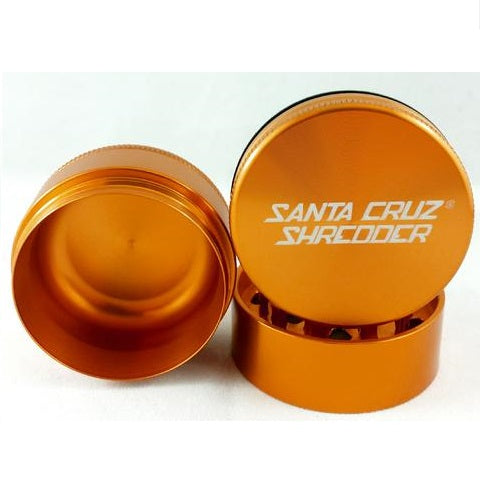 "Santa Cruz Shredder Large 2.8"" 3 Piece Grinder"
