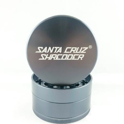 "Santa Cruz Shredder Large 2.8"" 4 Piece Grinder"