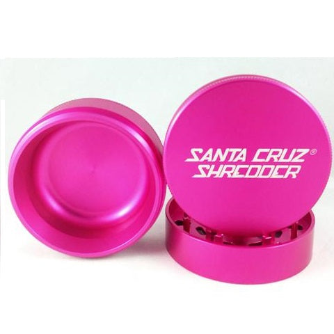"Santa Cruz Shredder Medium 2.2"" 3 Piece Grinder"