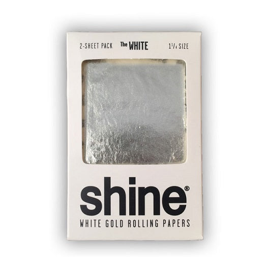 "Shine White Gold - ""The White"" (2­ Sheet Pack)­"