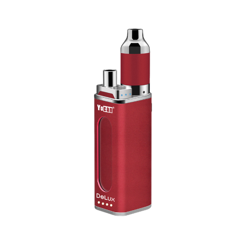 Yocan DeLux Vaporizer Red