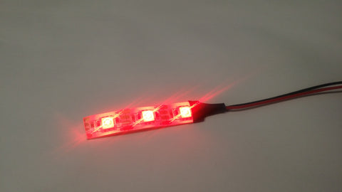 3 LED Strip 5-6V