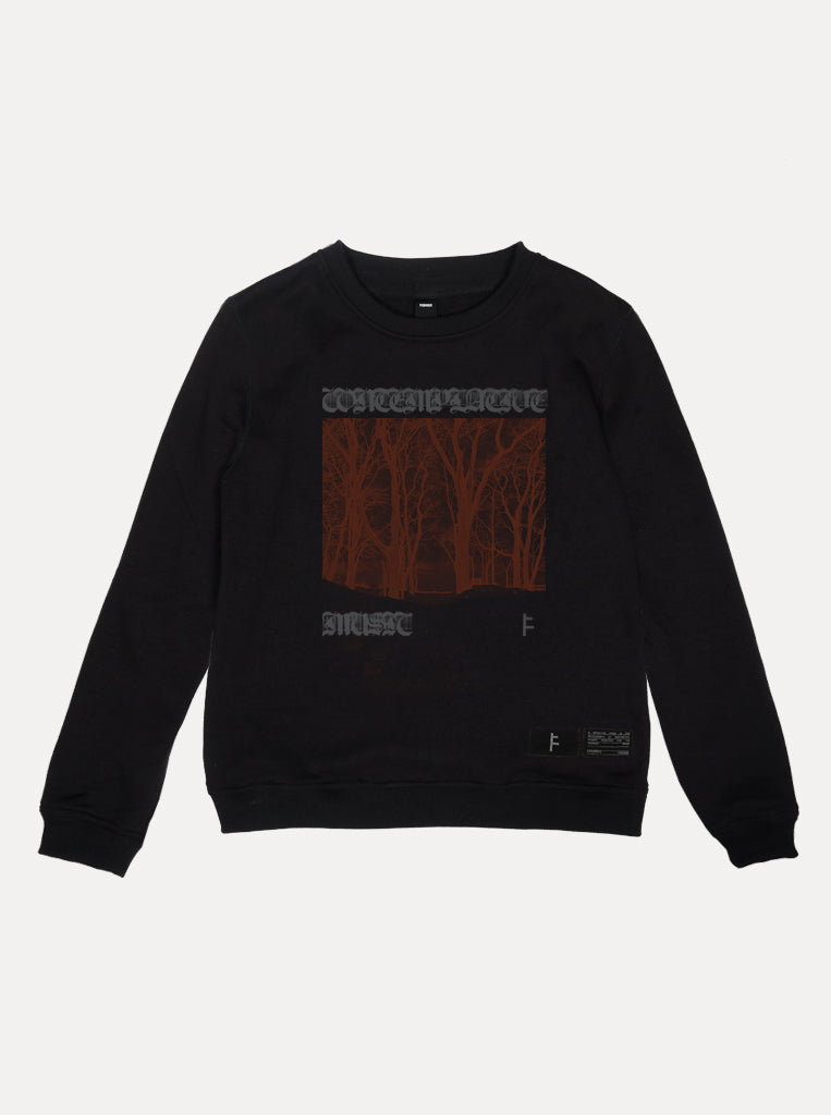 CONTEMPLATIVE MUSIC PULLOVER