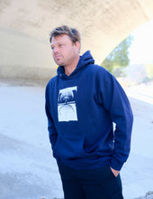 Load image into Gallery viewer, 'CRUX HOODIE' NAVY