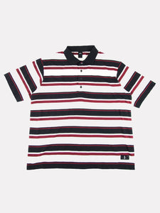 UNIFORM STRIPED POLO