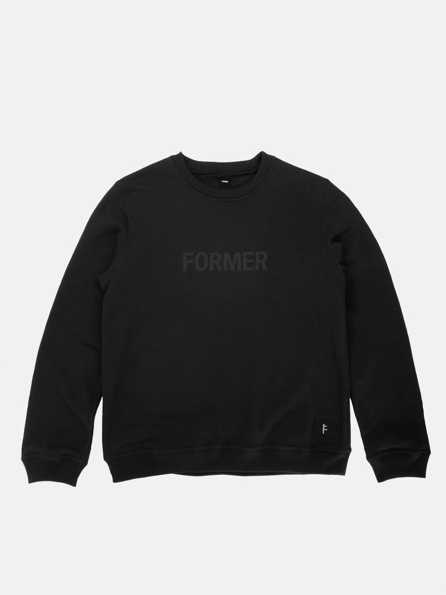 LEGACY PULLOVER BLACK