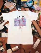 Load image into Gallery viewer, 'ROYAL TEE' WHITE