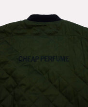 Load image into Gallery viewer, 'Cheap Perfume' Varsity Bomber