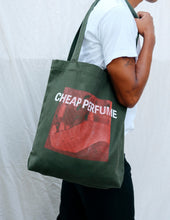 Load image into Gallery viewer, 'Cheap Perfume' Large Tote