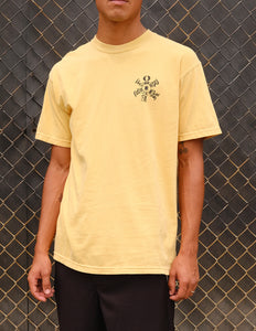 'Generation' Washed yellow