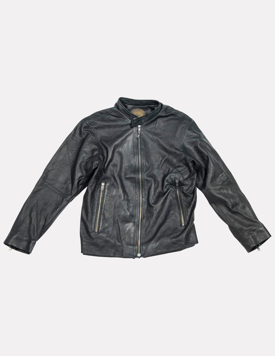 The Hunt Nyc X Former Leather Jacket
