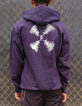 Load image into Gallery viewer, 'Indistinct Hoodie' Navy