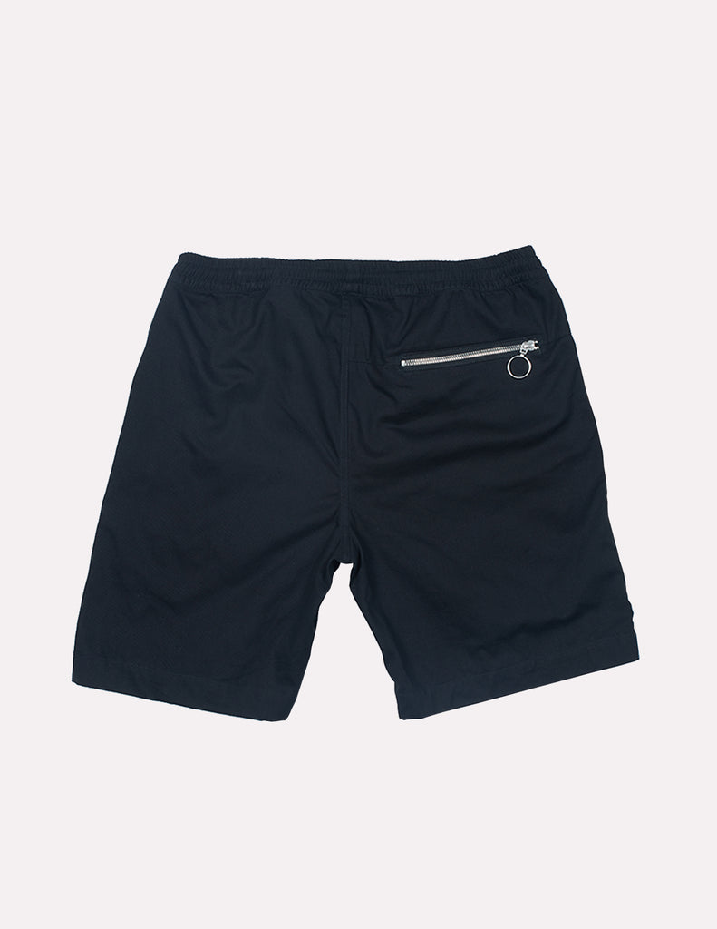 Swans Black Walkshort