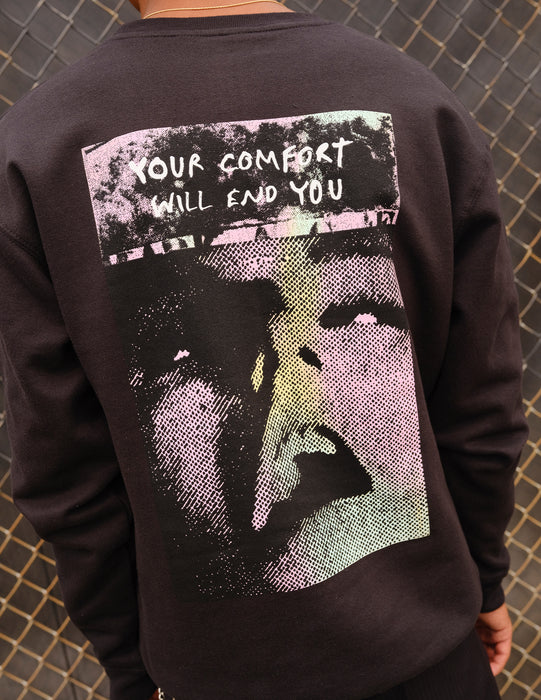 'The End' Crew Neck