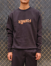 Load image into Gallery viewer, 'Unconventional Crewneck' Black