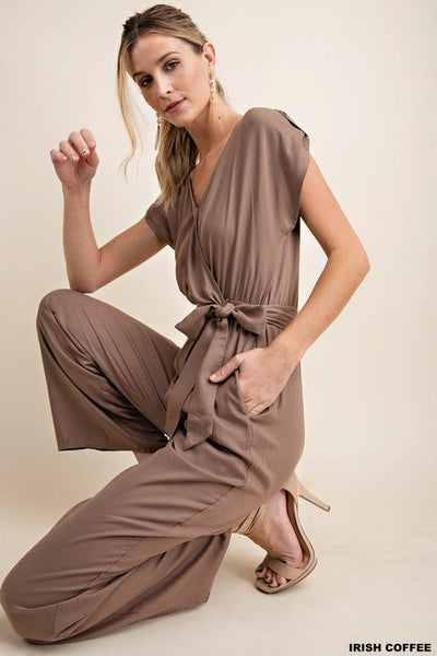 Jumping Into Spring Jumpsuit