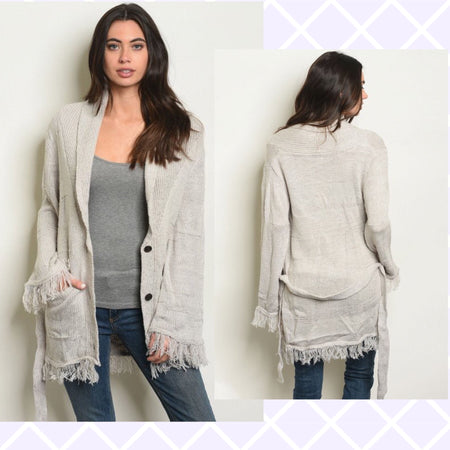 Bling Cardigan - 2 Colors