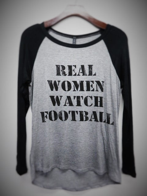 Real Woman Watch Football