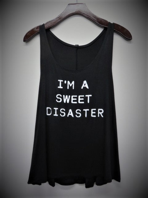 Disaster Graphic Tee