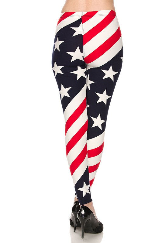 Flag Leggings