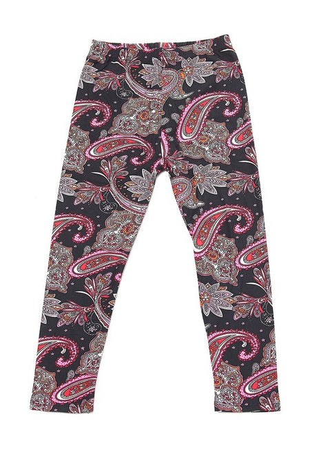 Ghost Printed Leggings - Kids
