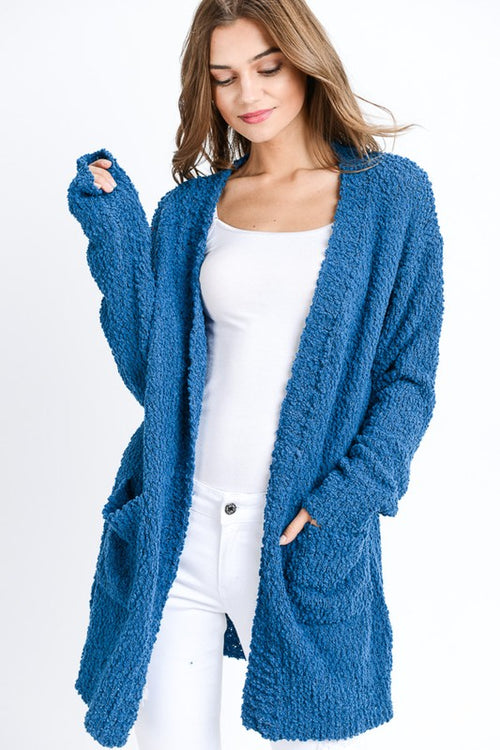Open Cardigan - BEST SELLER - New Colors