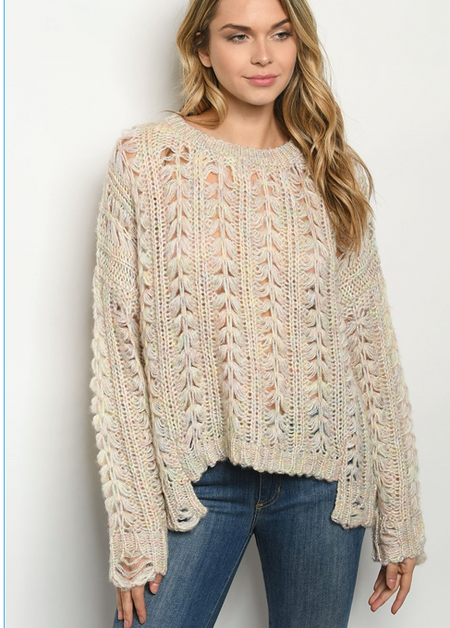 Open Cardigan - 15 Colors