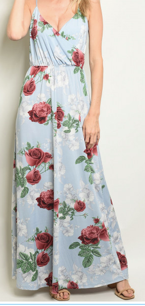 Lovely Rose Maxi