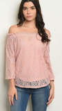 Floral and Lace - 2 colors