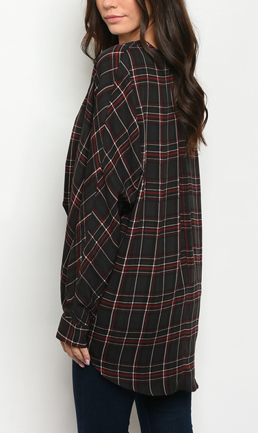 Fall-Over Plaid -SDT