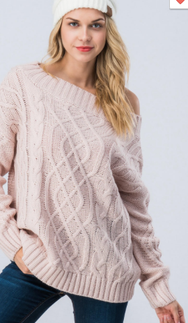 Cable Knit Love