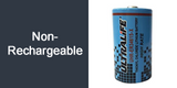 Ultralife Non-Rechargeable Batteries