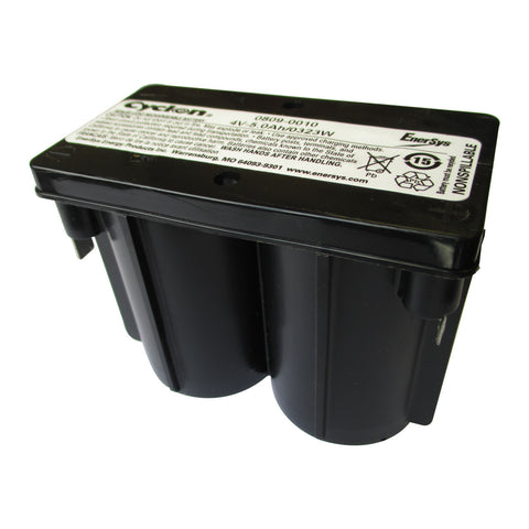 Enersys Cyclon 0809-0010 Battery - 2 Volt 5 Ah