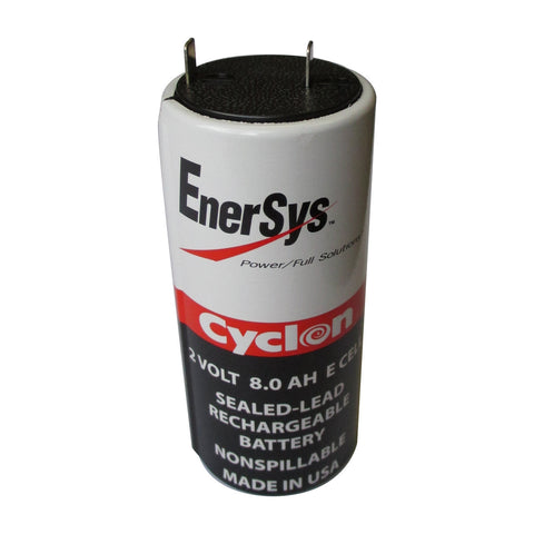 Enersys Cyclon 0850-0004 Battery - 2 Volt 8 Ah E Cell