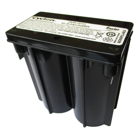 Enersys Cyclon 0859-0010 Battery - 2 Volt 8 Ah