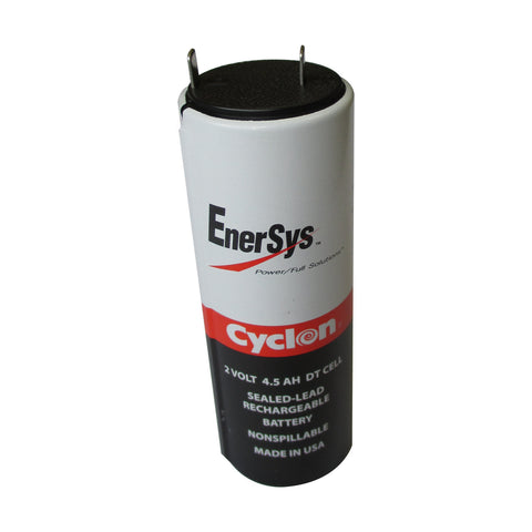 Enersys Cyclon 0860-0004 Battery - 2 Volt 4.5 Ah DT Cell